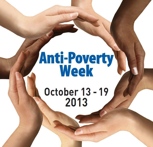 Anti-Poverty Week 2013