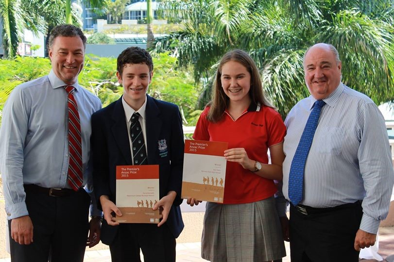 Local Students Win a Trip of a Lifetime