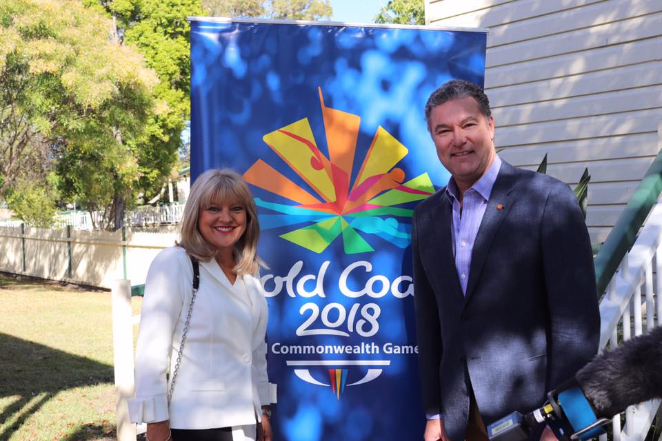 Official dedication of the Gold Coast 2018 Commonwealth Games Legacy Hall